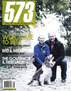 573 Magazine Jan 2014