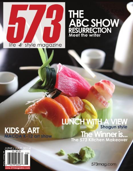 573 Magazine June 2014