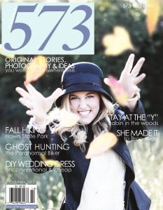 573 Magazine Oct/Nov 2012