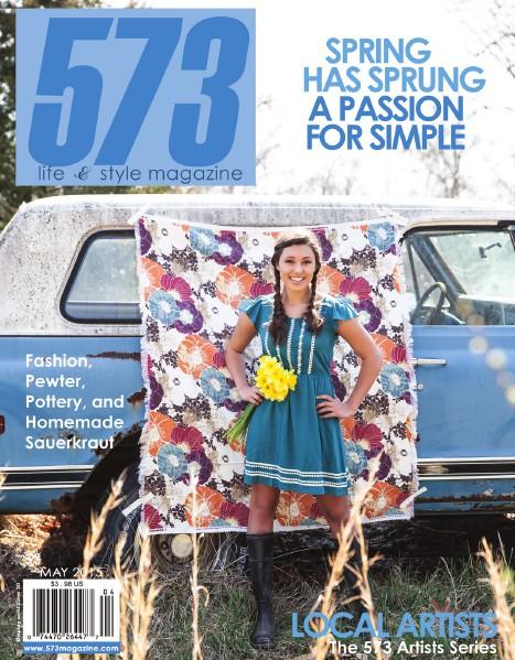 573 Magazine MAY 2015