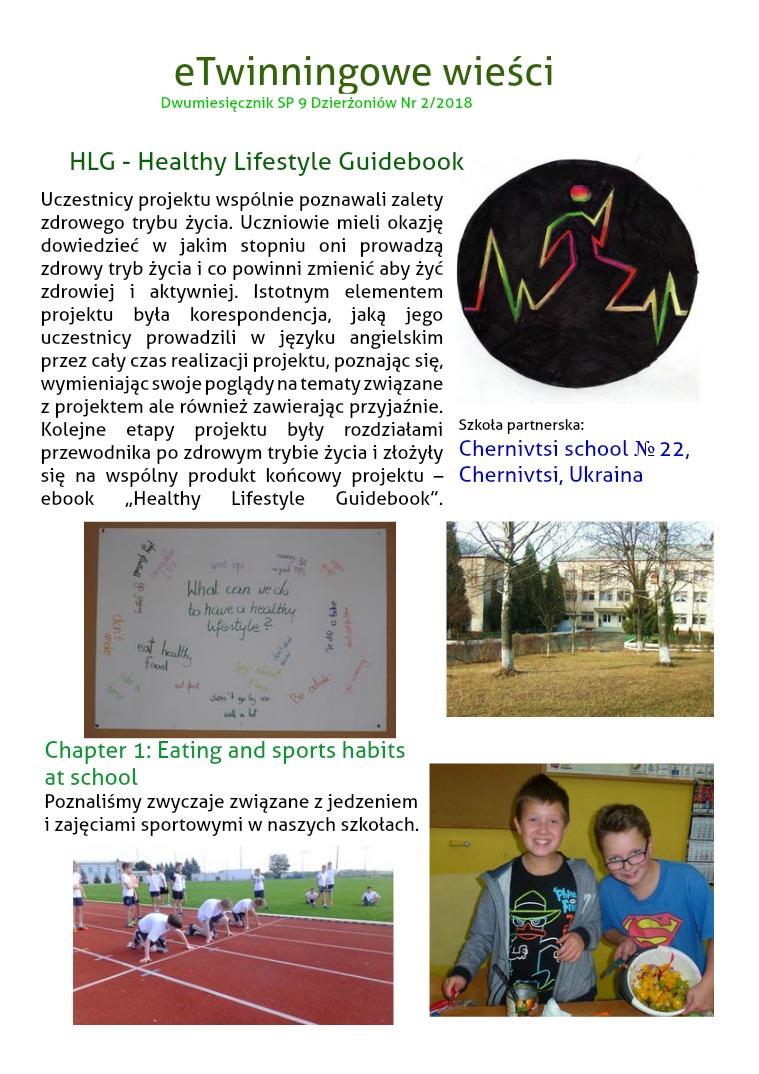 Healthy Lifestyle Guidebook Healthy Lifestyle Guidebook