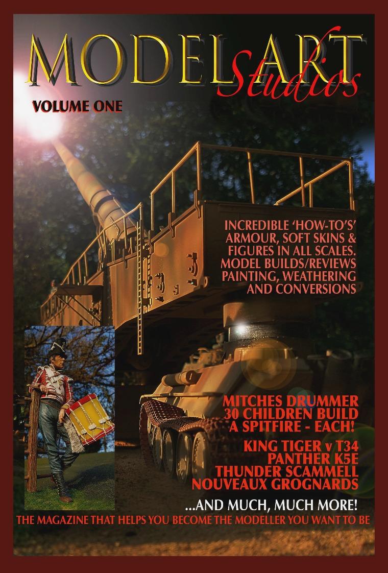Model Art Studios Magazine Model Art Studios Magazine Volume 1