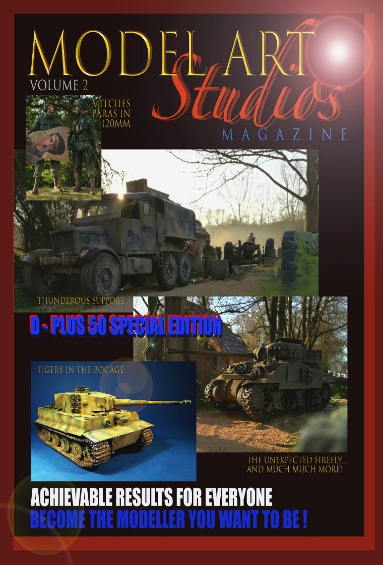 Model Art Studios Magazine Model Art Studios Magazine Volume 2