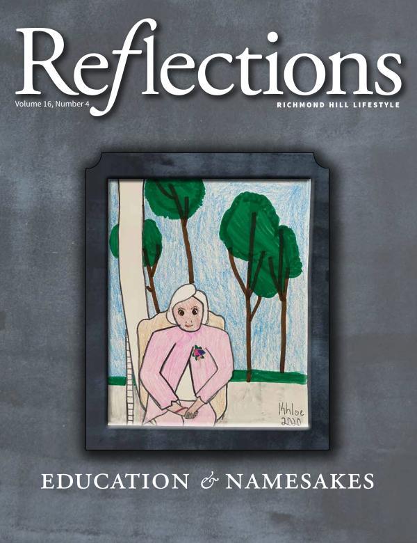 Education & Namesakes - Volume 16, Number 4