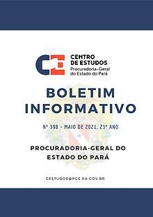 Boletim Informativo Maio 2021
