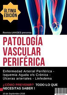 PATOLOGIA VASCULAR PERIFERIA - EAP