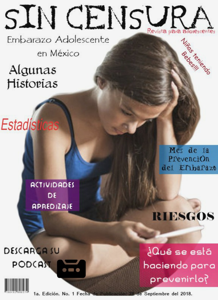 Embarazo Adolescente en México Embarazo en el Adolescente en México_Dulce_Ortiz