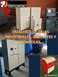 Catalogo de Cajas Industriales