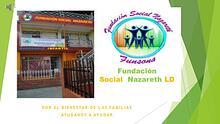 FUNDACION SOCIAL NAZARETH  - REVISTA