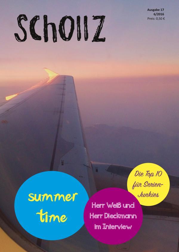 SchollZ SchollZ 6/2016 (Ausgabe 17)