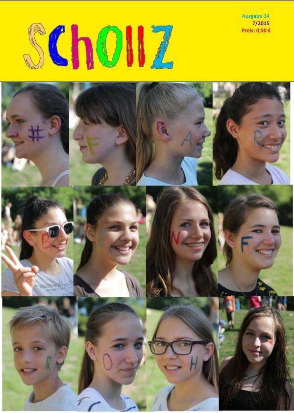 SchollZ SchollZ 7/2015 (Ausgabe 14)