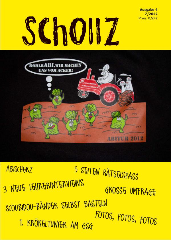 SchollZ SchollZ 7/2012 (Ausgabe 4)