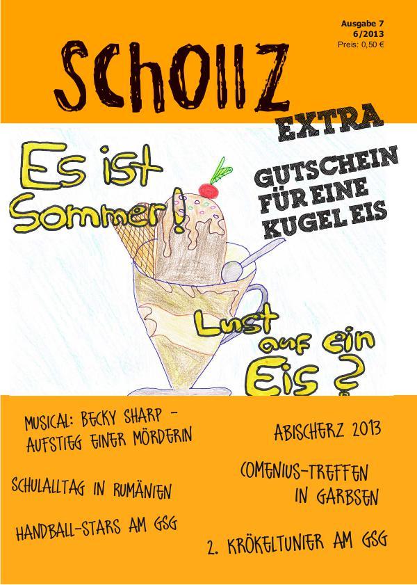 SchollZ SchollZ 6/2013 (Ausgabe 7)