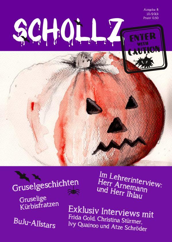 SchollZ SchollZ 10/2013 (Ausgabe 8)