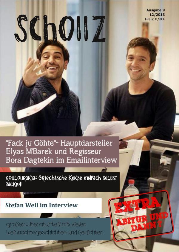SchollZ SchollZ 12/2013 (Ausgabe 9)