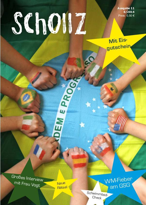 SchollZ SchollZ 6/2014 (Ausgabe 11)