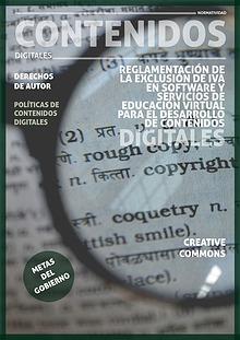 Normatividad De contenidos Digitales
