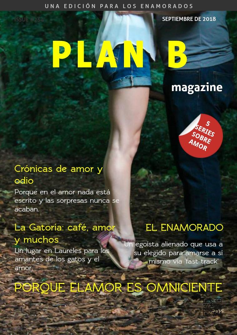 Revista Plan B Volumen 1