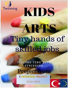 KIDS ARTS E-BOOK