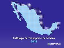 CATÁLOGO DE TRANSPORTE DE MÉXICO