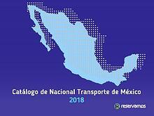 Catálogo de Transporte de México 2018 Norte del País