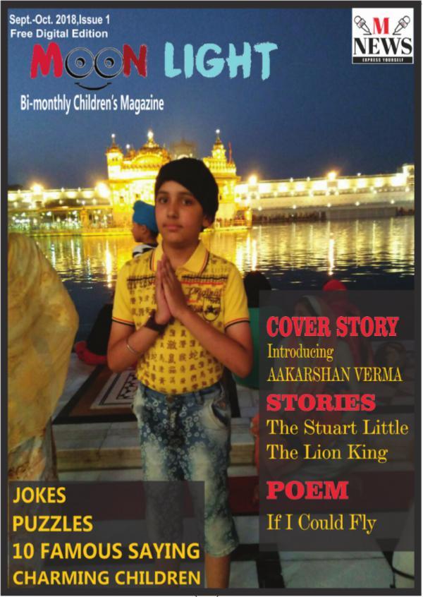 MOONLIGHT - a Free to Read Children's Magazine Sep - Oct 2018