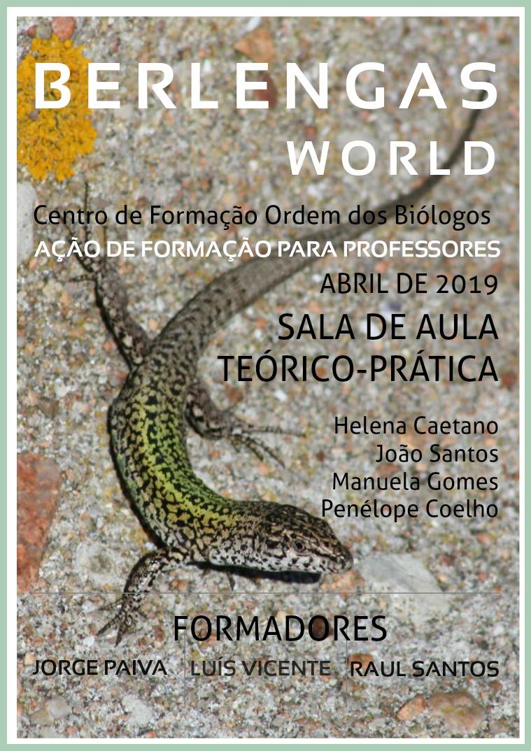 Berlengas - SALA DE AULA TEÓRICO-PRÁTICA