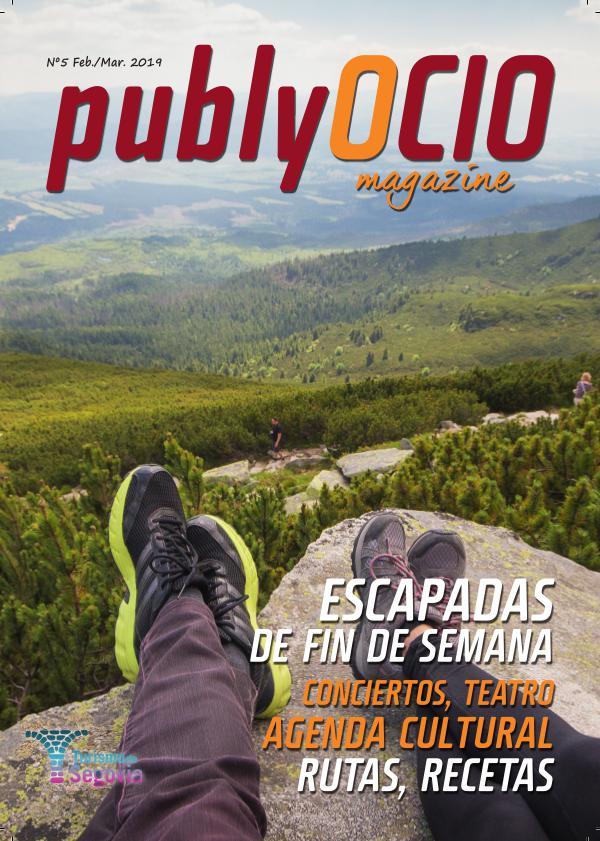 publyOcio Febrero - Marzo PublyOcio n5 Febrero - Marzo