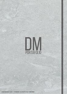 Portafolio de Arquitectura_ Proyectos académicos: David Madrigal