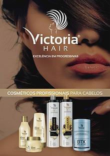 VICTORIA HAIR COSMÉTICOS - EXCELÊNCIA EM PROGRESSIVAS