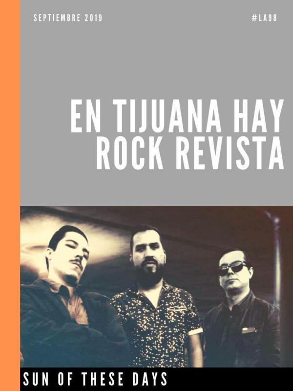 EN TIJUANA HAY ROCK REVISTA EN TIJUANA HAY ROCK  - EDICION 98