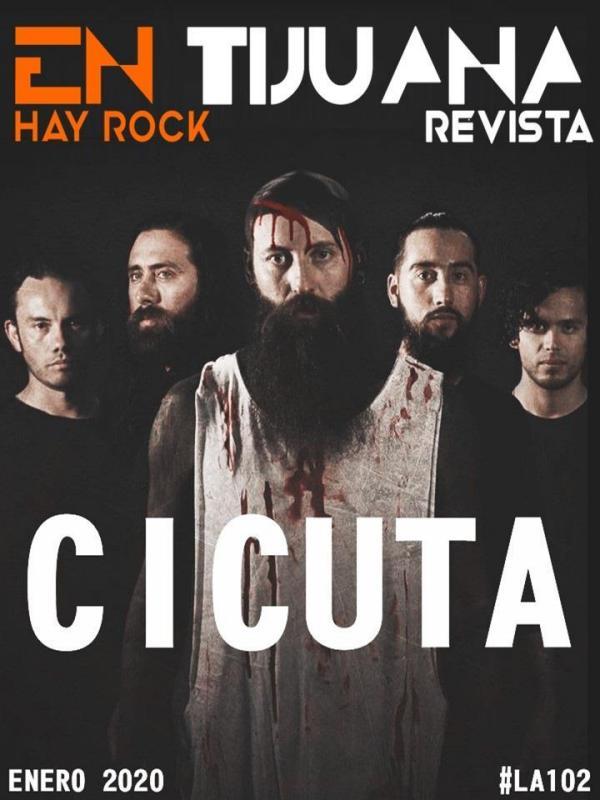 EN TIJUANA HAY ROCK REVISTA EN TIJUANA HAY RO(CK REVISTA - EDICION 102