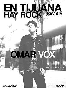 EN TIJUANA HAY ROCK REVISTA #104