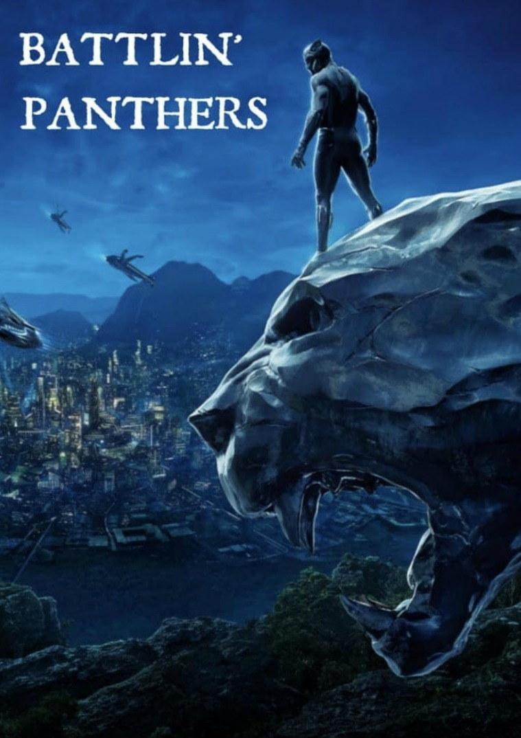 Battlin' Panthers ISSUE 1