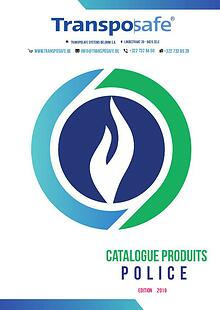 Catalogue Produits Police - Transposafe