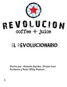el revolucionario