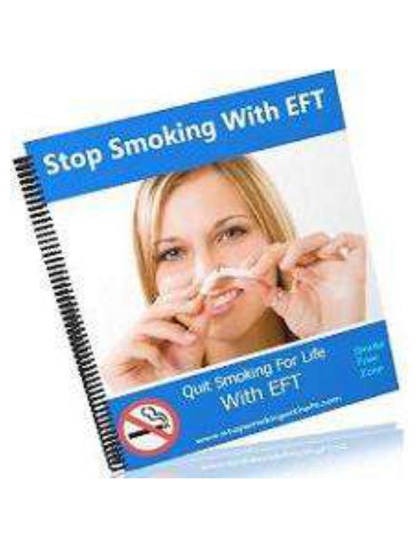 Joe Williams STOP Smooking With EFT PDF EBook Free Download STOP Smooking With EFT Reviews