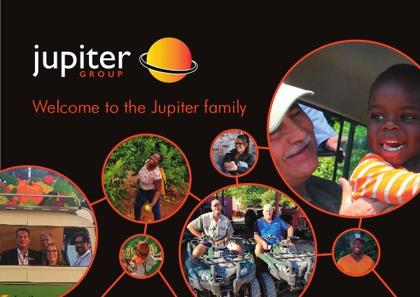 Welcome to the Jupiter family