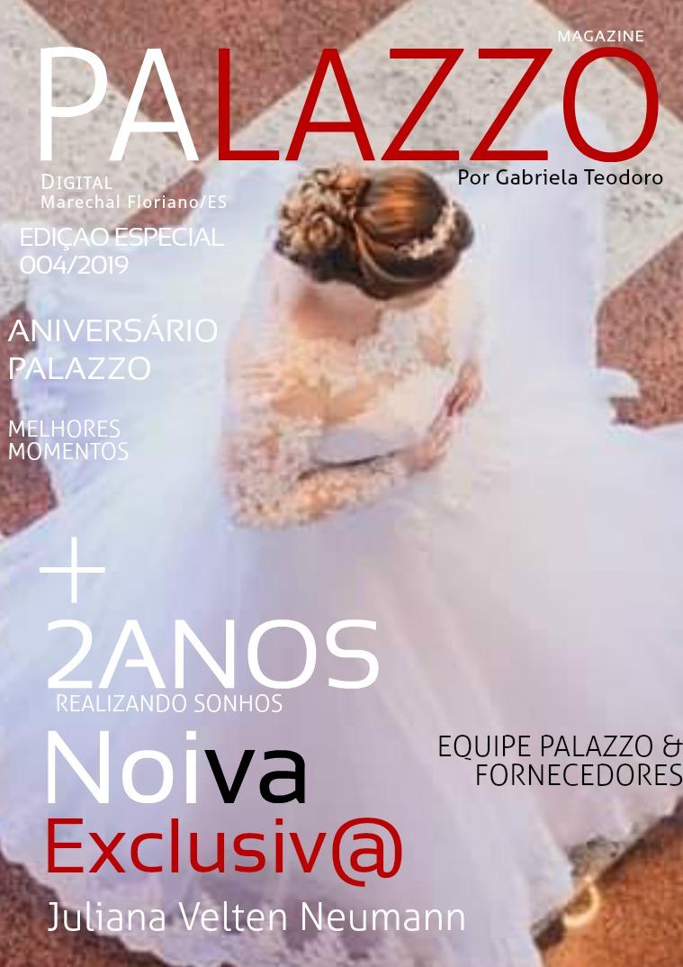 PALAZZO EDIÇÃO ESPECIAL NOIVAS 004/2019