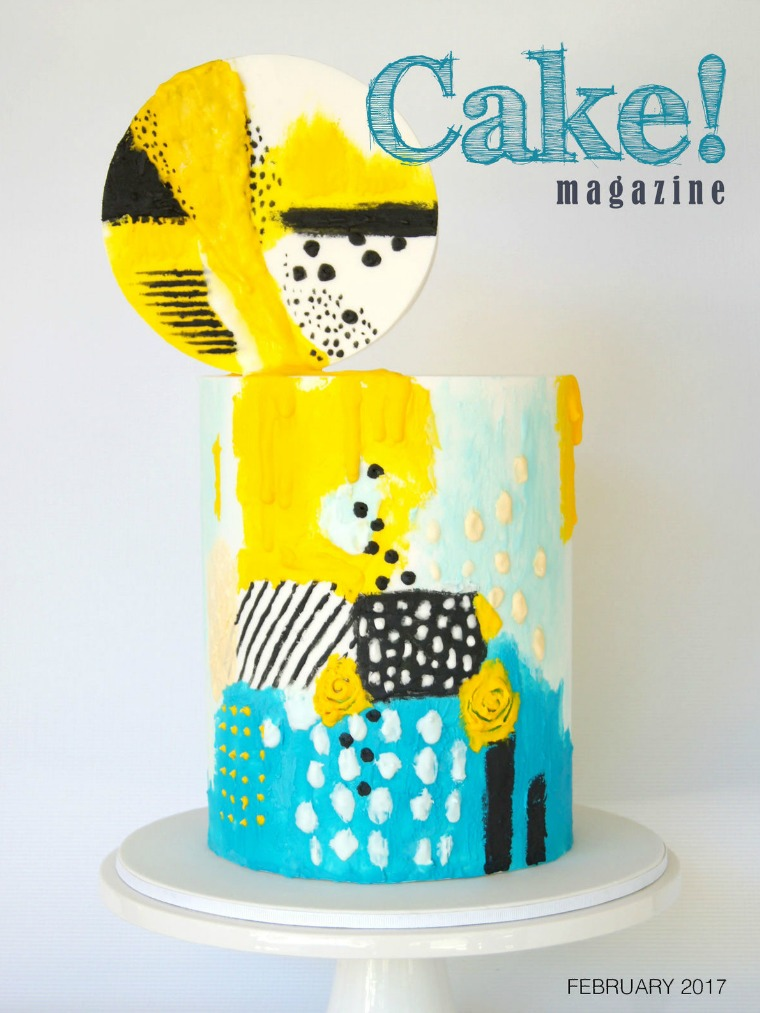 Cake! magazine Download and Print February 2017