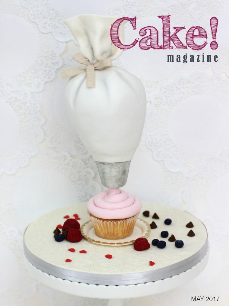 Cake! magazine Download and Print May 2017 Cake magazine