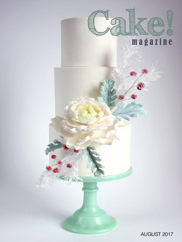 Cake! magazine Download and Print August 2017 Cake! magazine