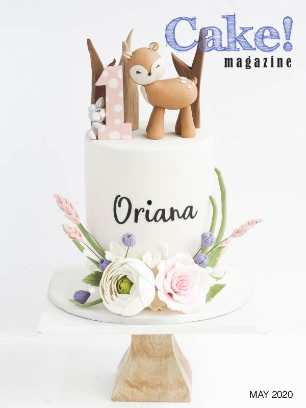 May 2020 Cake! Magazine