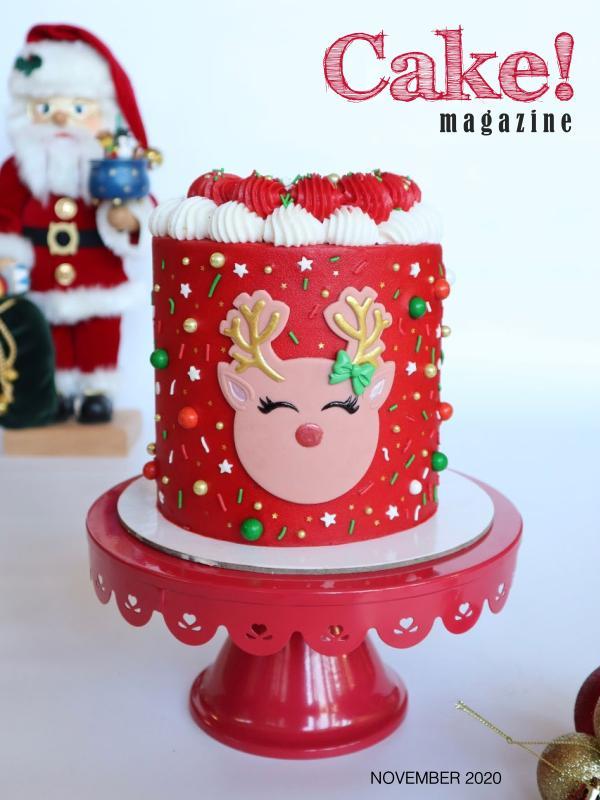Cake! Magazine by Aust Cake Decorating Network November 2020