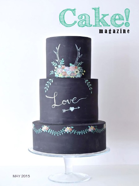 Cake! magazine Download and Print May 2015