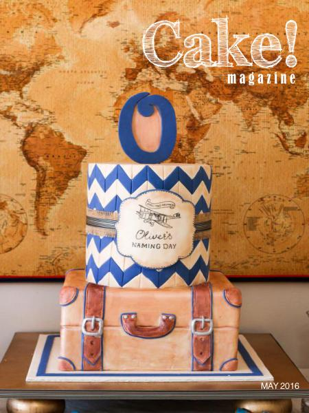 Cake! magazine Download and Print May 2016