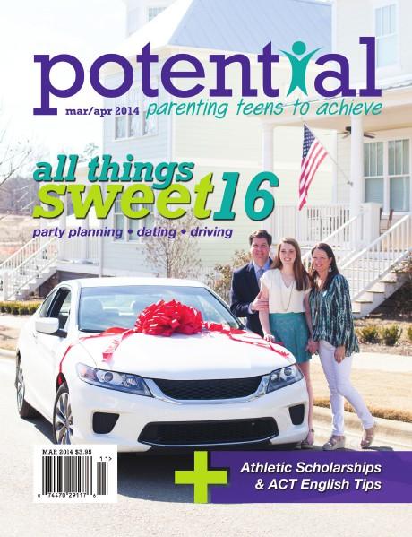 Potential Magazine Mar/Apr 2014
