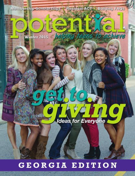 Potential Magazine Winter 2015 - Georgia Edition