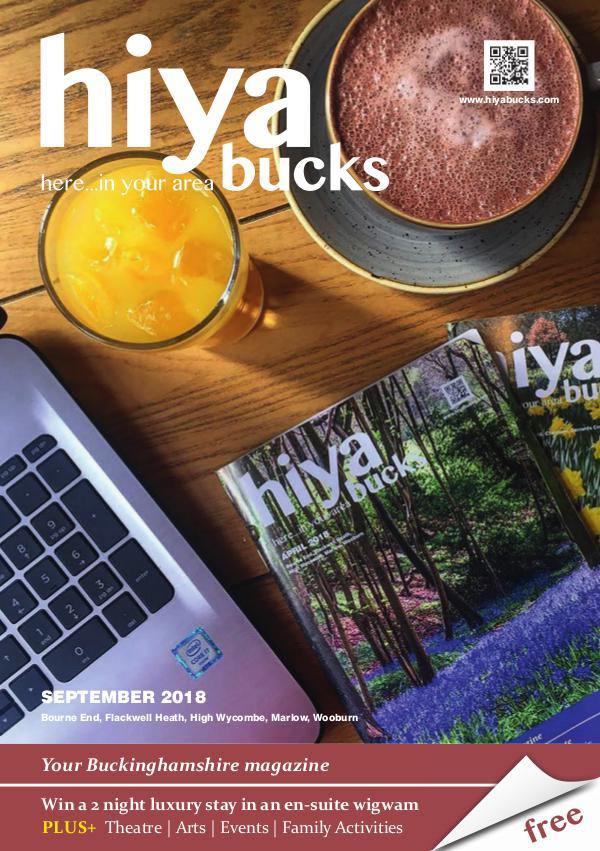 hiya bucks in Bourne End, Flackwell Heath, Marlow, Wycombe, Wooburn September 2018
