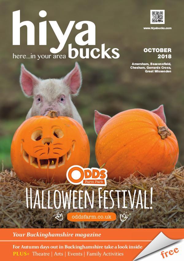 hiya bucks Amersham, Beaconsfield, Chesham, Gerrards Cross, Missenden October 2018